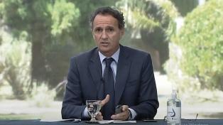"Katopodis se ocupará ""transitoriamente"" del Ministerio de Transporte"