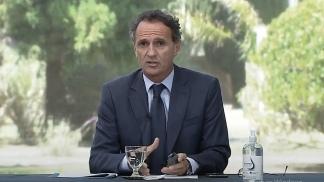 El ministro Gabriel Katopodis.