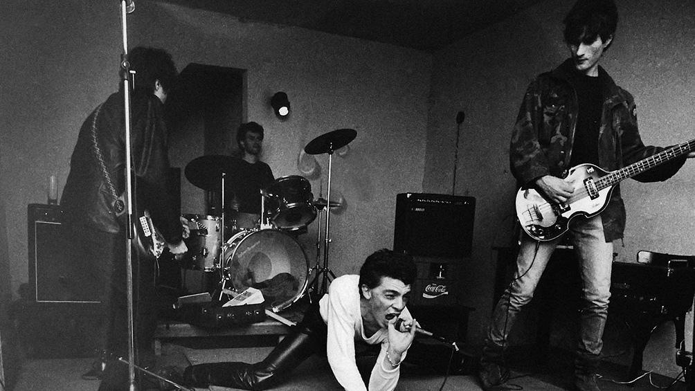 El documental cuenta con material inédito de la banda.