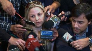 Carolina Píparo declara como testigo en la causa por la que está detenido su esposo