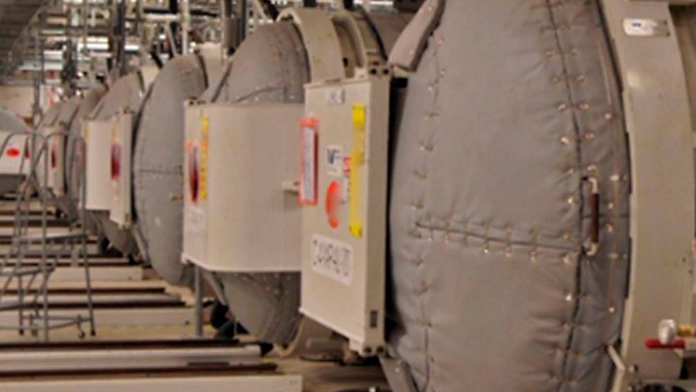 Irán enriquece uranio a un porcentaje superior al que establece el acuerdo nuclear.