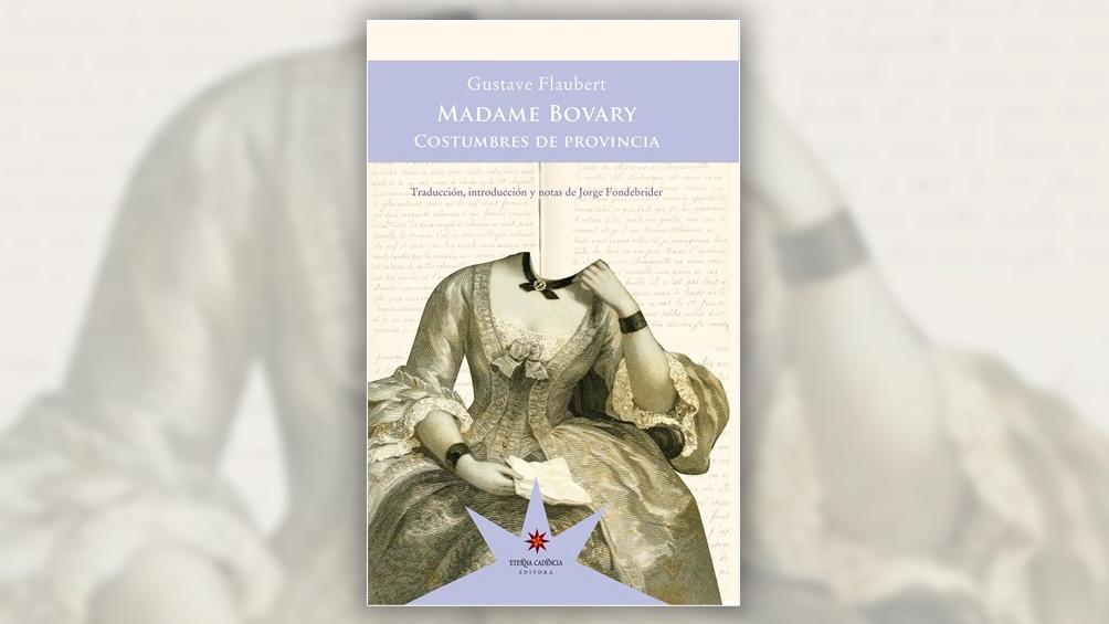 Madame Bovary se lee en Twitter por los 200 años del nacimiento de su autor.