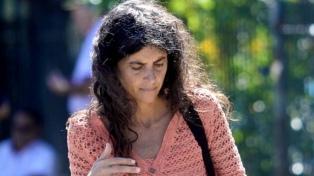 """Casación rechaza el planteo de Picolotti por """"duración irrazonable"""" de la causa en su contra"""