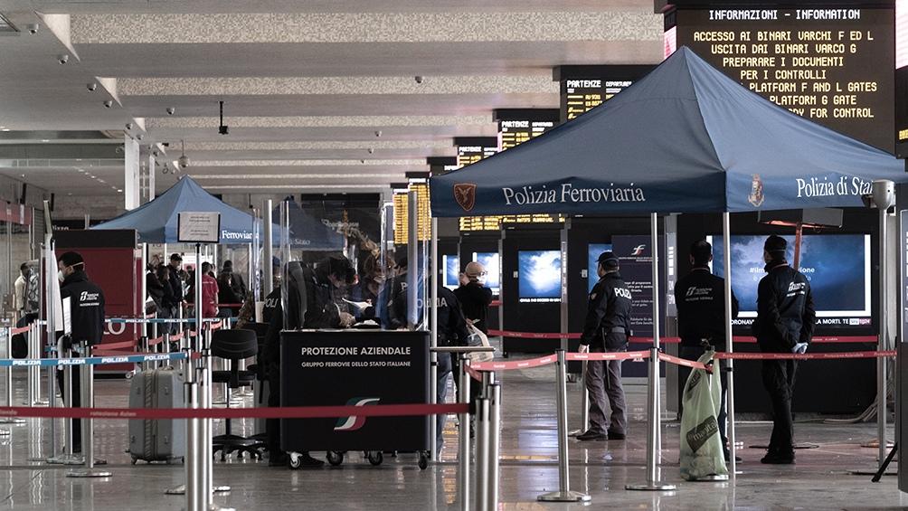 ایتالیا سفر بین مناطق را ممنوع کرده است
