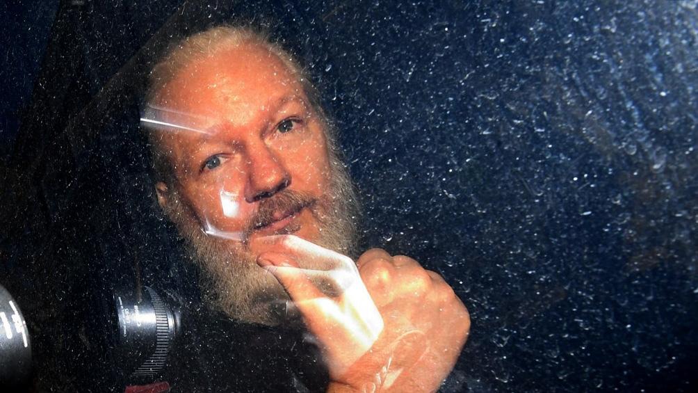 """""""El gran pecado que cometió el periodista fue, sin duda, fundar WikiLeaks""""."""