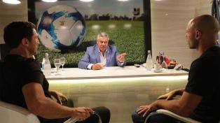 Mascherano se suma a la estructura del seleccionado argentino