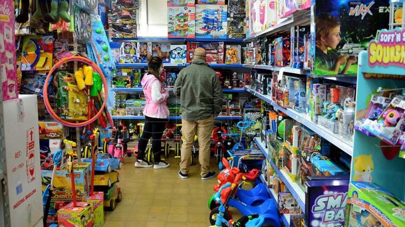 Las ventas por Reyes cayeron 14,4% y los artículos más demandados fueron juguetes y rodados
