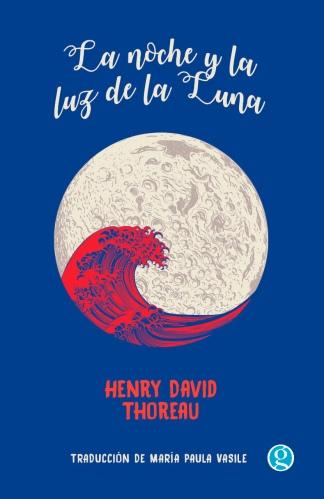 """""""La noche y la luz de la luna"""", recientemente publicado en la Argentina."""