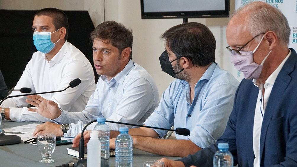 García dijo que aumentaron los contagios en la población de entre 16 y 30 años.