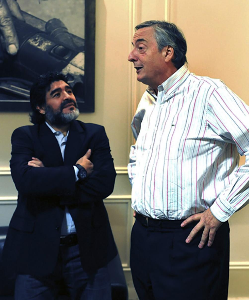 Diego y Néstor.