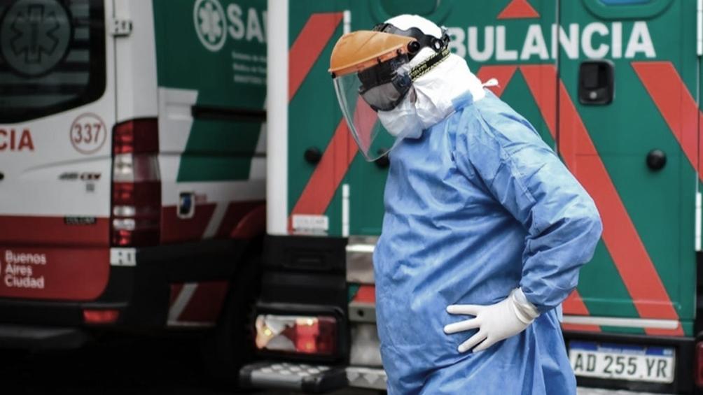 Ciudad: reportan 1.361 nuevos casos y 7 muertes en las últimas 24 horas