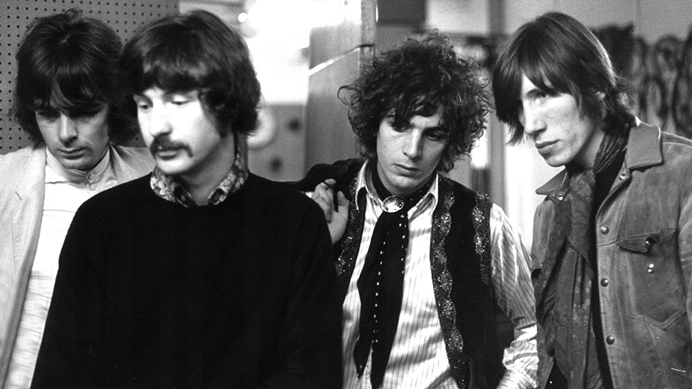 """Una de las pocas apariciones sociales del músico ocurrió en 1975, cuando Pink Floyd grababa el disco """"Wish You Were Here"""""""