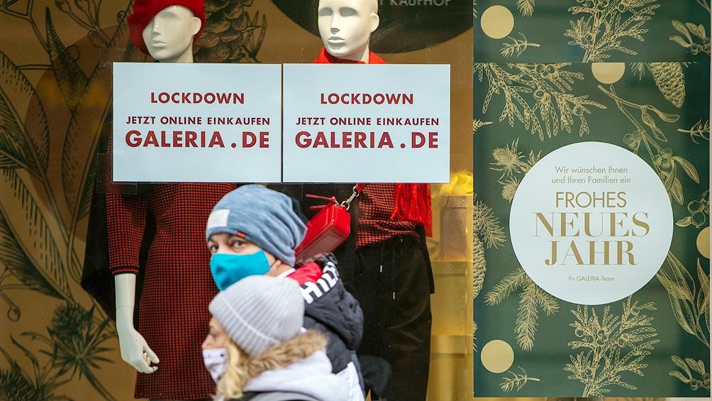آلمان تا 31 ژانویه تمدید شده و با تعطیلی مدارس و مغازه های غیر ضروری محدودیت ها را تشدید می کند