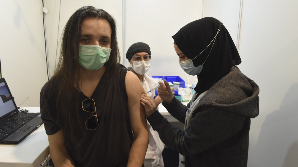 Avanza la vacunación a nivel global