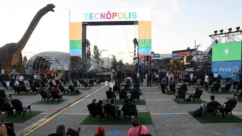 """Los """"Atardeceres de Tecnópolis"""" tuvieron más de 40.000 visitas durante el verano"""