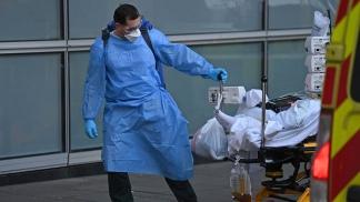 Es el país de Europa más castigado por la pandemia, superando a Italia.