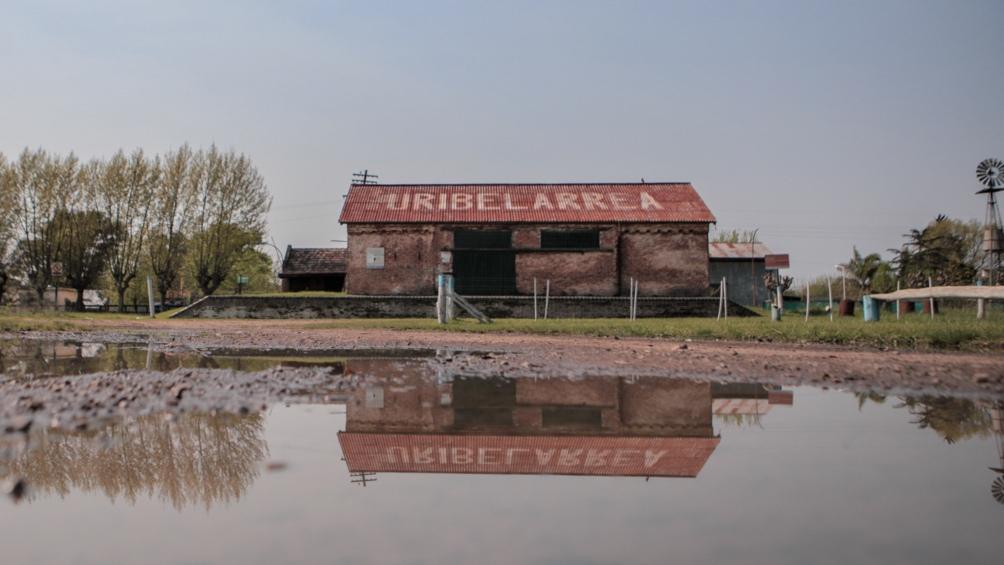Uribelarrea, uno de los espacios dedicados al turismo rural.