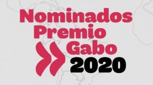 El Premio Gabo 2020 ya tiene sus nominados y el 21 de enero se conocerán los ganadores