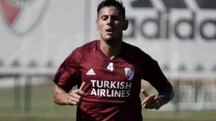Fabrizio Angileri tiene el alta médica y podría reaparecer ante Independiente