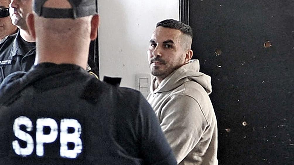Le niegan la prisión domiciliaria a Tablado en la causa por violar las perimetrales del padre de Aló