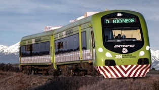 El Tren Patagónico retoma el servicio Viedma-Bariloche