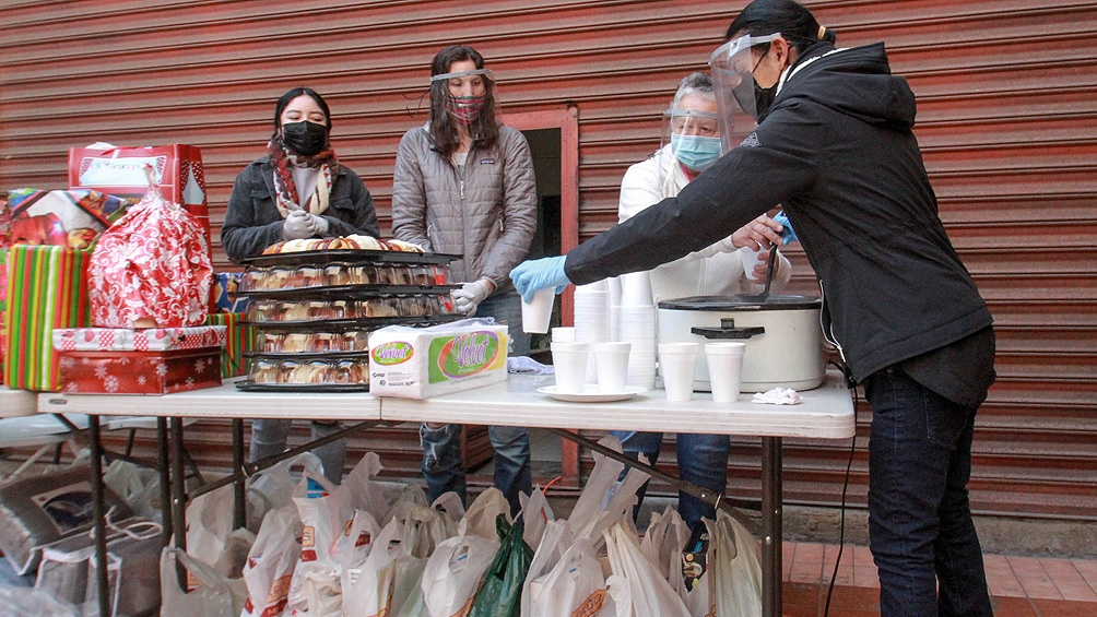 México emprendió el 24 de diciembre pasado el operativo de vacunación