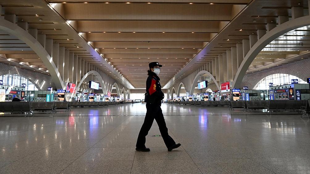 El Gobierno de Beijing bloqueó la entrada de turistas durante la temporada de viajes de verano.