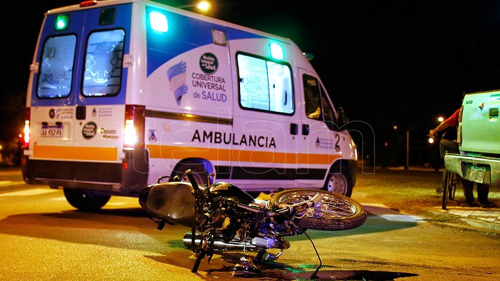 Las medidas de prevención y la pandemia de coronavirus, que redujo la circulación vial disminuyeron el número de víctimas en accidentes viales.
