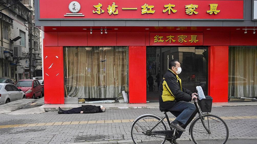 Wuhan es una urbe industrial de 11 millones de habitantes