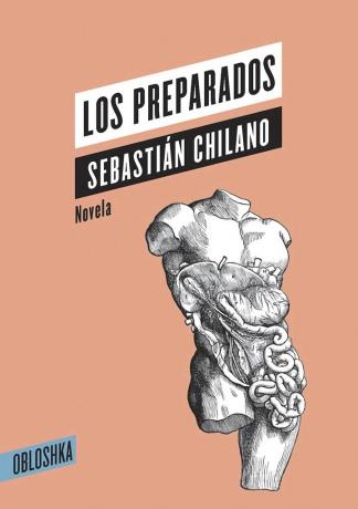 """Portada de """"Los Preparados""""."""