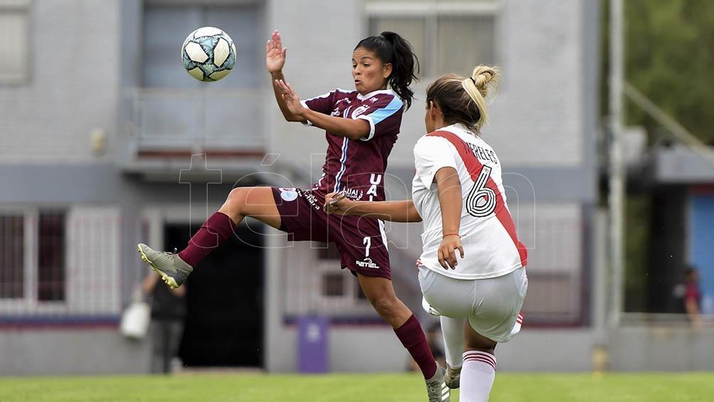 El equipo de Núñez y la UAI Urquiza no se sacaron ventajas en el partido que jugaron en la cancha auxiliar de San Lorenzo.