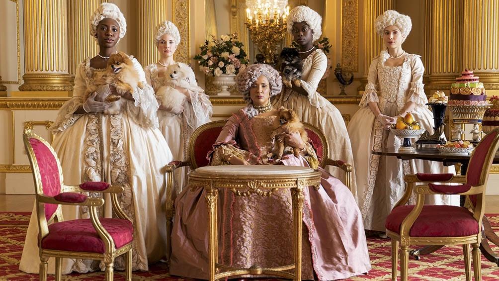 La serie retrata las competencias entre los miembros de la alta sociedad durante el período de la Regencia.