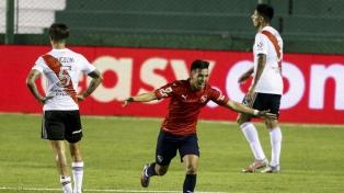 River cayó ante Independiente y se quedó sin la final