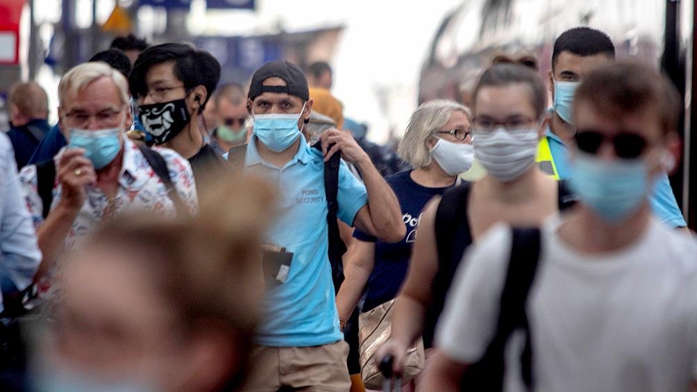 آلمان مردم را در مناطق تحت تأثیر فشارهای جدید ممنوع کرده است.