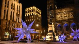 Comenzó el toque de queda en Québec, el primero en el país