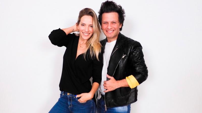 """Luisana y Darío Lopilato, dos """"Hermanos"""" en disputa en obra teatral por streaming"""