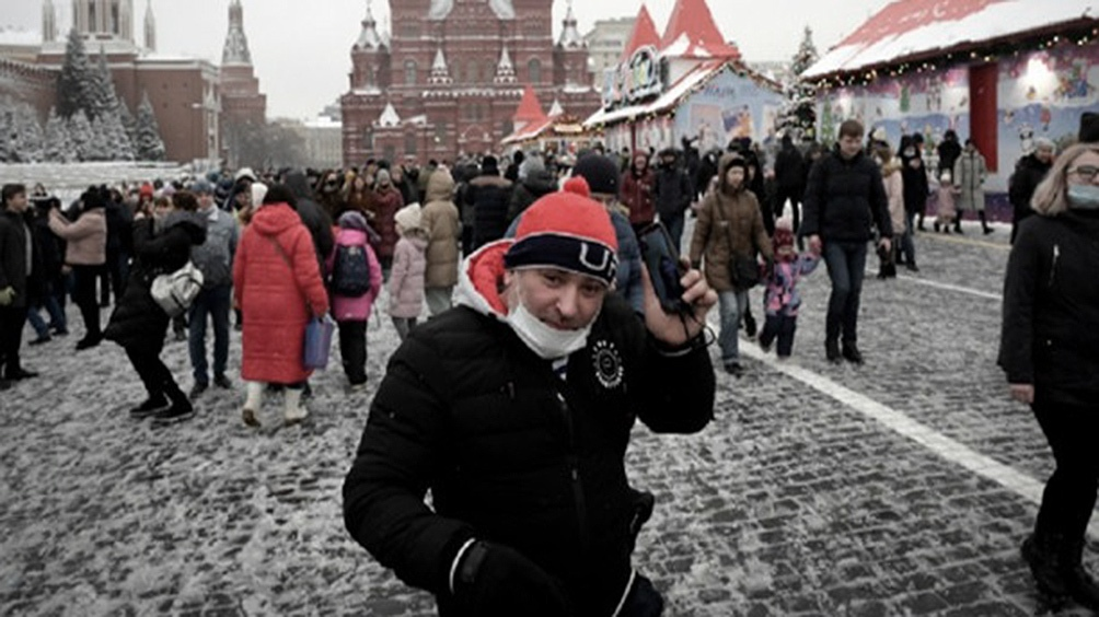 Rusia, con más de 140 millones de habitantes, inició su campaña de vacunación contra el coronavirus el 5 de diciembre