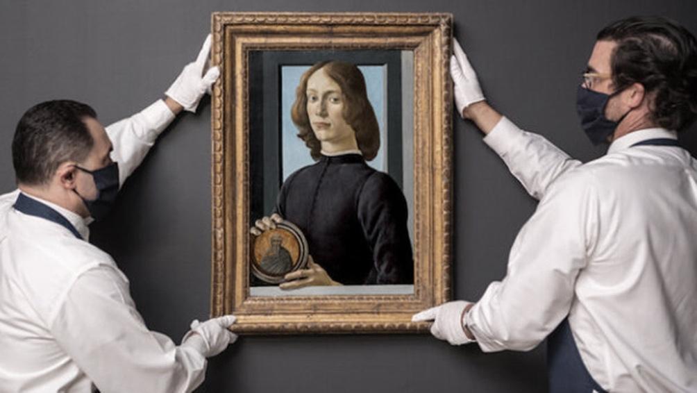Sandro Botticelli tendrá una exhibición dedicada a su obra en el Museo Jacquemart-André, de París.