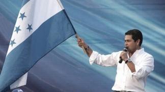 El gobierno hondureño desmintió que su presidente haya ayudado al narcotráfico