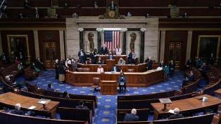 El Congreso, listo para iniciar otro juicio político a Trump por el asalto al Capitolio