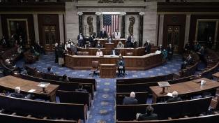 Con oposición republicana, los demócratas le iniciaron un segundo proceso de juicio político a Trump