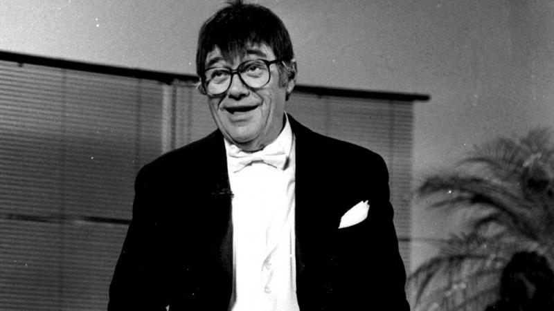 """Hace 25 años moría Tato Bores, el """"actor cómico de la nación"""""""