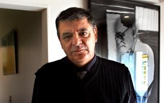 Luis Gusmán, un estudioso de Joyce.
