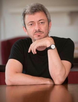 """Carlos Gamerro, autor de una guía de lectura del """"Ulises""""."""