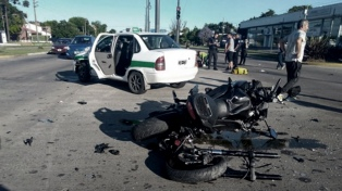 Se redujeron a la mitad los muertos por accidentes de tránsito en La Plata durante la cuarentena