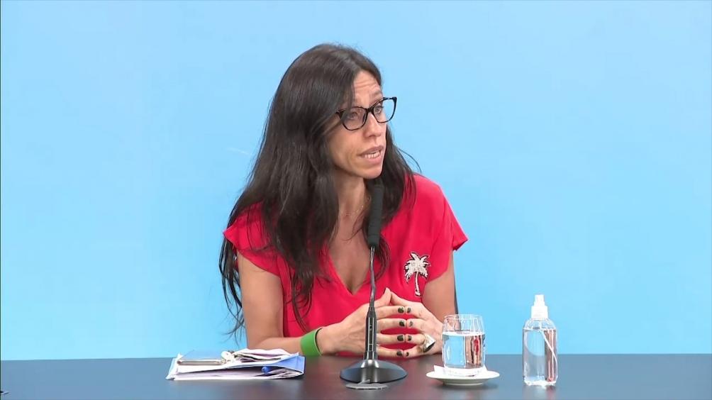 """Paula Español: """"Queremos impulsar exportaciones y a la vez garantizar el abastecimiento doméstico""""."""