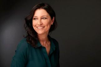 Magda Tagtachian prepara una novela de amor en Medio Oriente. Foto: Ale López.