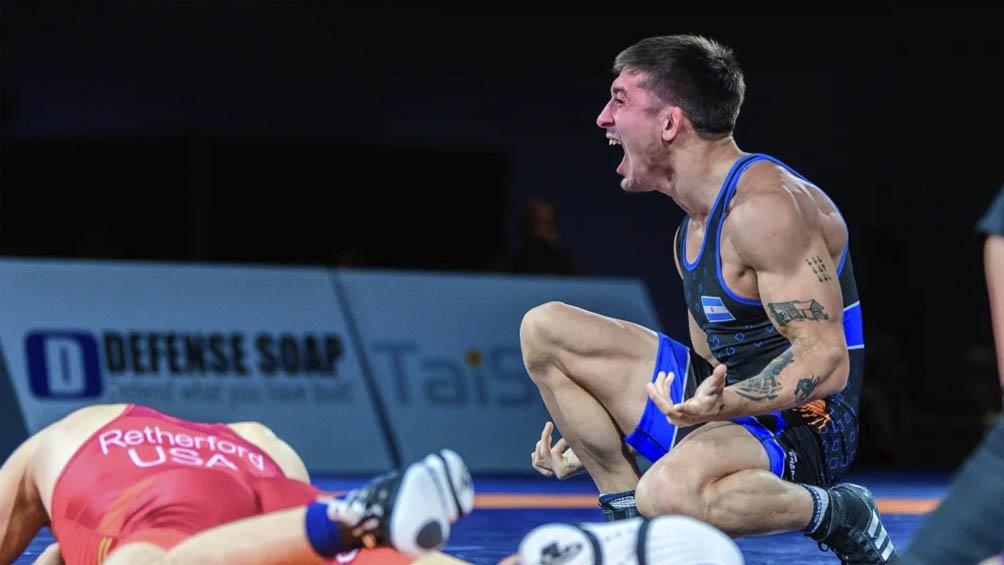 A los 23 años, el cordobés Agustín Destribats es gran candidato a obtener medallas en Tokio 2021.
