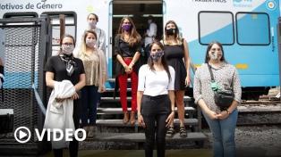 Inauguran en Moreno una dependencia para asistir a las víctimas de violencia por motivos de género