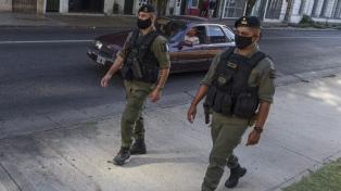 Cómo es el protocolo en las fuerzas de seguridad federales ante casos como el de Chano